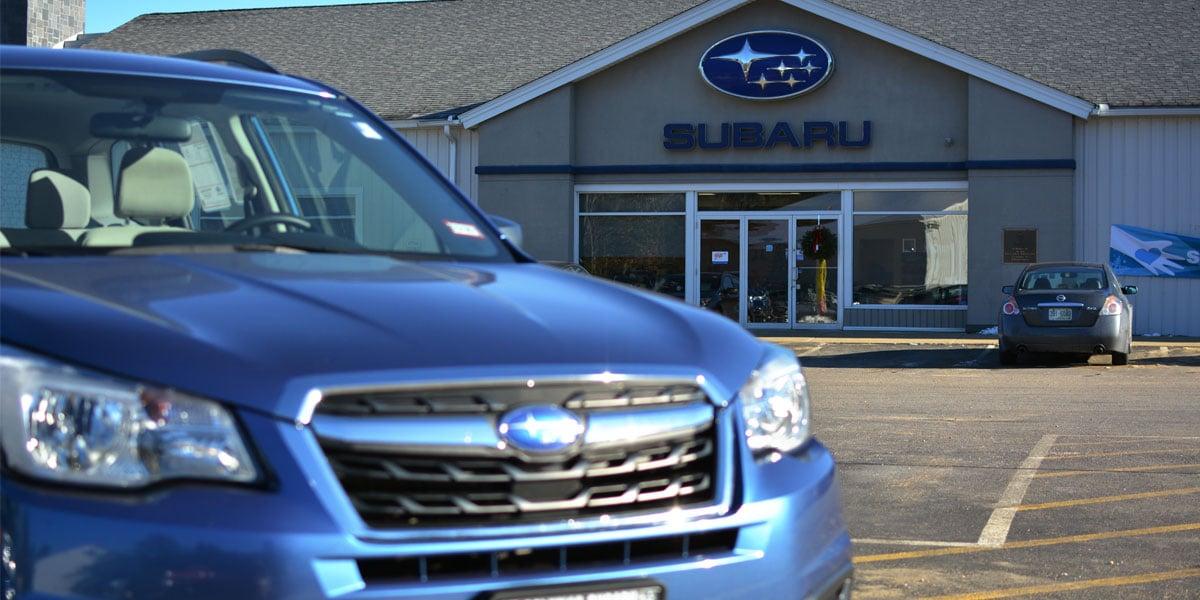 Belknap Subaru, Tilton, NH