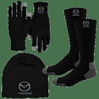 hat glove socks