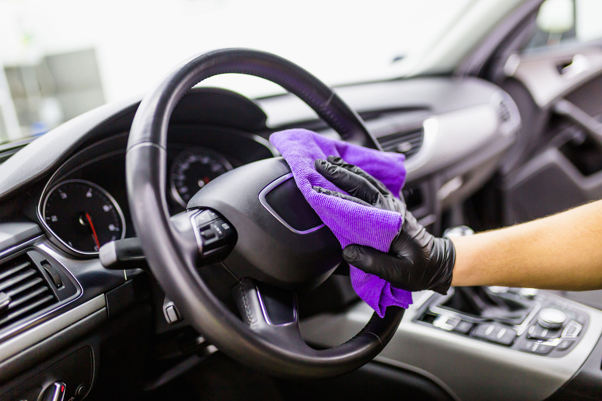 How To Properly Disinfect Your Vehicle Without Damaging The Interior