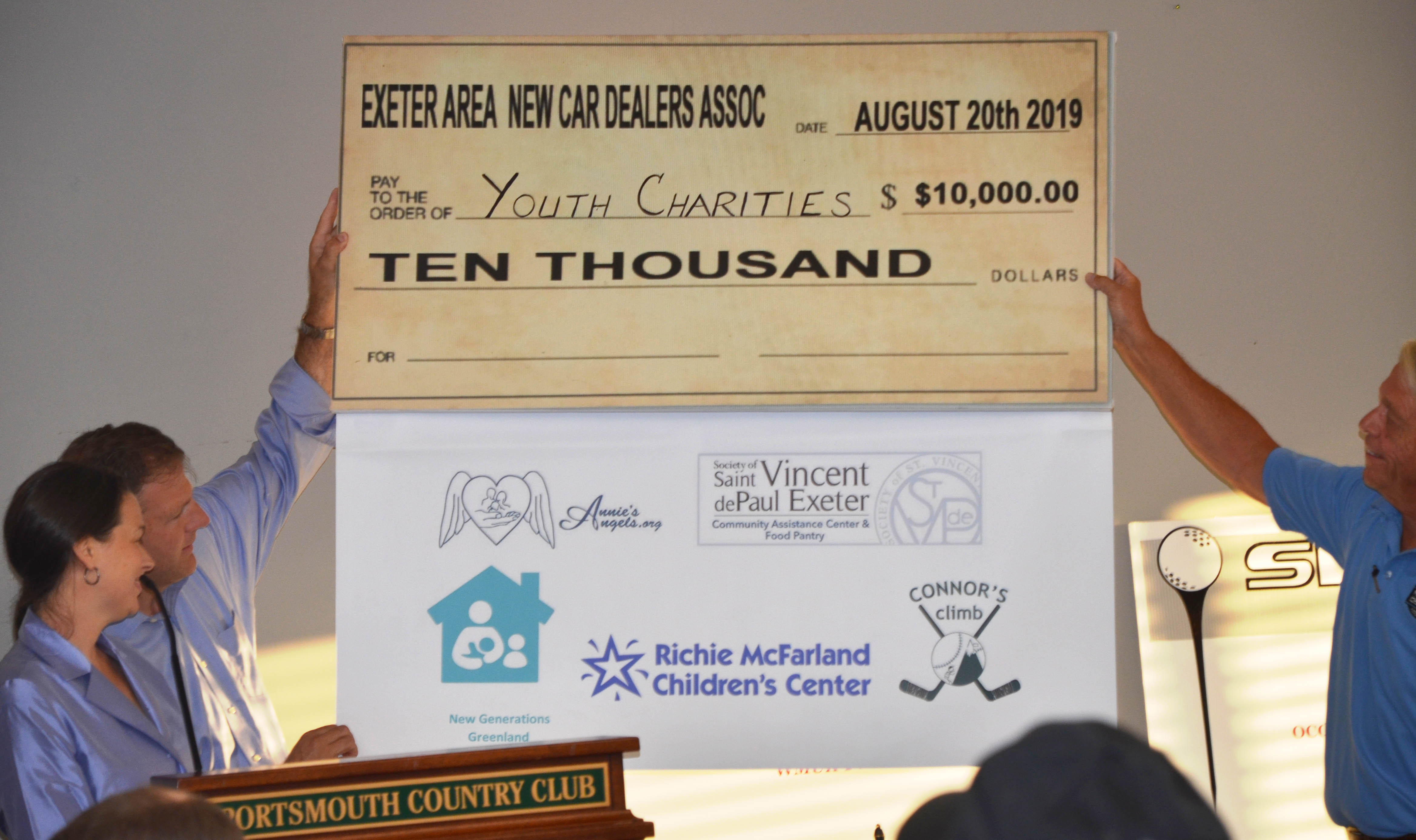 EANCDA Holds 27th Annual Golf Tournament