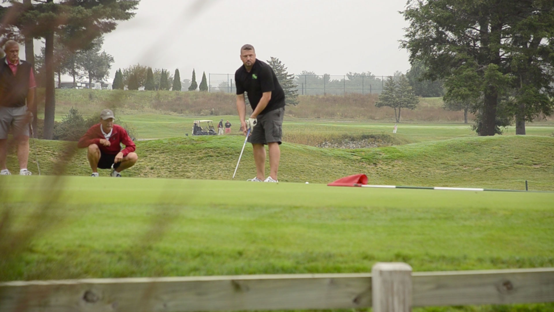 [VIDEO] The Golf Tournament Is Just Weeks Away