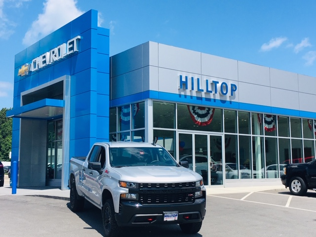 Hilltop Chevy Celebrates 40th Anniversary