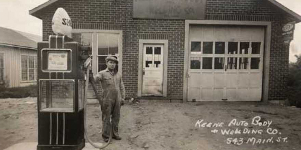 Oldest Body Shops in America: Keene Auto Body