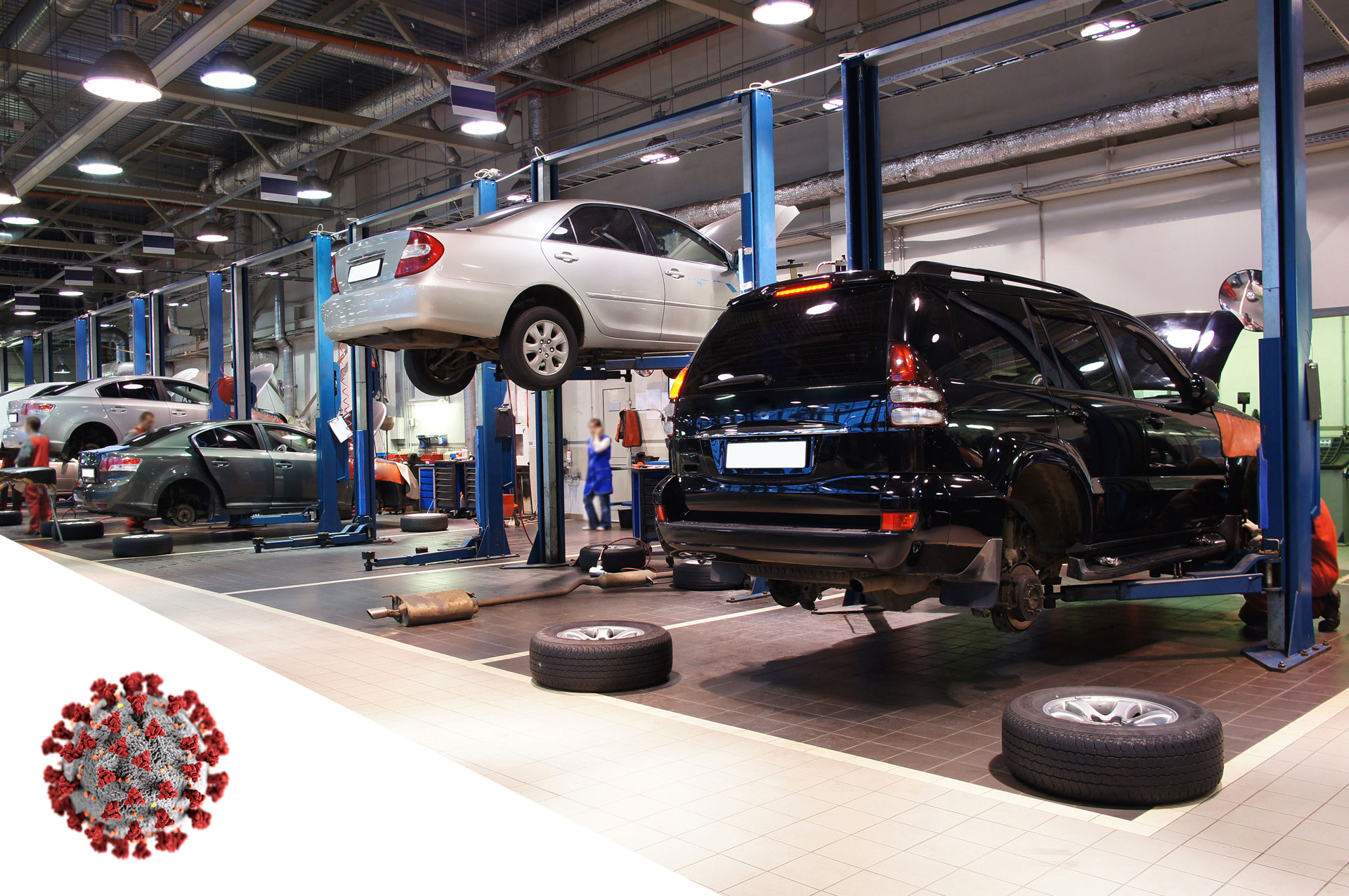 COVID-19: Best Sanitary Practices For Automotive Employees