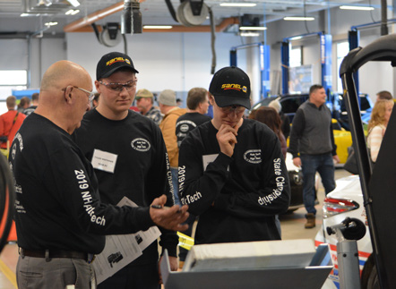 The Results Are In! NHADA Holds Annual Auto Tech Competition